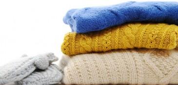 Yünlü Elbiseler Nasıl Temizlenir?