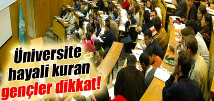 Üniversite sınavlarına hazırlanırken nelere dikkat edilmeli?