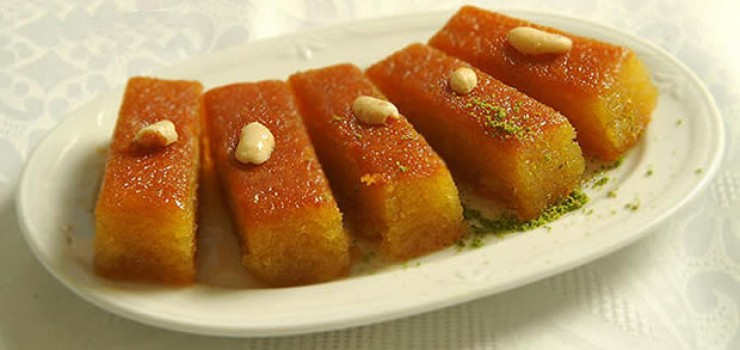 Ustasından Şam Tatlısı Tarifi  (ŞAMBALİ)