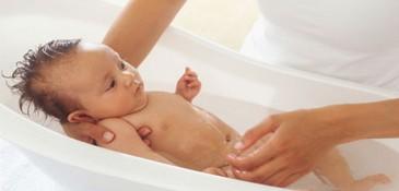 Bebeklerde Vücut Bakımı