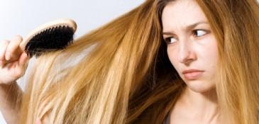 Bayanlarda Saç Dökülmesi Sorunu