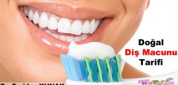 Organik Diş Macunu Tarifi