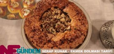 Ekmek Dolması Tarifi – Serap Kunak