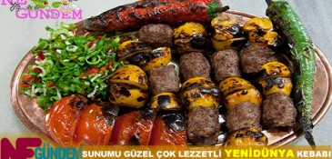 Lezzetli Yenidünya Kebabı Tarifi
