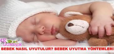 Anne ve Babalara Bebek Uyutmanın Yöntemleri