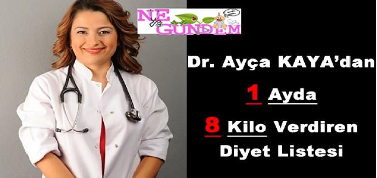 Dr. Ayça Kaya ile Zayıflama Yöntemleri
