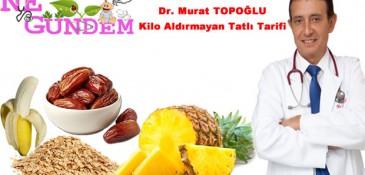Murat Topoğlu Kilo Aldırmayan Tatlı