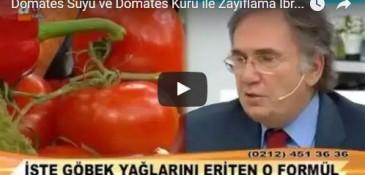 Prof. Dr. Sn. Saraçoğlu'ndan Dometes ile Zayıflama Kürü – Video