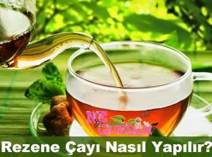 Sakinleştirici Rezene Çayı Nasıl Yapılır?