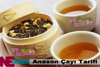 Anason Çayı Nasıl Hazırlanır?