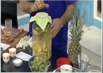 ananas-sirkesi-nasil-yapilir