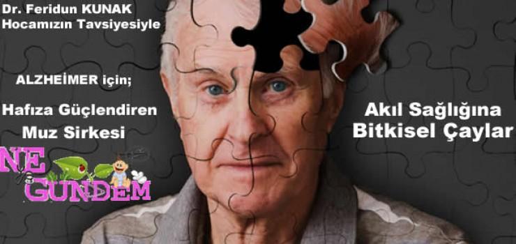 Hafıza Güçlendiren, Akıl Sağlığına Muz Sirkesi