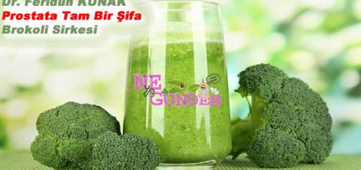 Brokoli Sirkesi (Prostata Şifa)