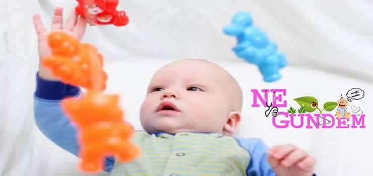 Yeni Doğan Bebek Aktiviteleri (İlk Üç Ay)