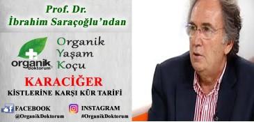 Saraçoğlu Karaciğer Kistlerine Karşı Kür